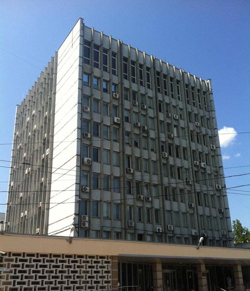 """La banque centrale de Moldavie... Vous savez, celle qui a récemment """"perdu"""" un milliard d'euros..."""
