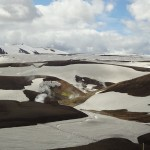 Laugavegur, jour 1 : De Landmannalaugar à Hrafntinnusker