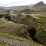 Laugavegur, jour 4 : De Emstrur à Þórsmörk