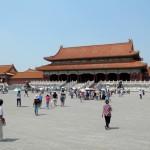Jour 2 : Temple du ciel et Cité interdite, parcs Jinshan et Beihai, village Olympique