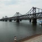 De Dandong à Pyongyang, 10 heures de train à travers la Corée du nord