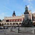 Jour 1 : Vieille ville de Cracovie