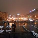Jour 1 : Découverte de Kiev, la nuit