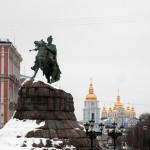 Jour 2 : Visite de Kiev et virée au champ de tir