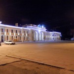 Jour 1 : Arrivée et installation à Tiraspol, capitale de l'Etat non-reconnu de Transnistrie