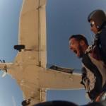 Jour 16 : Saut en parachute au-dessus de Las Vegas
