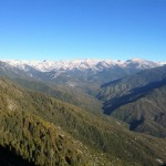 Jour 21 : Kings canyon et Sequoia National Park