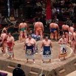 Jour 2 : Tournoi de sumo au Ryogoku Kokugikan