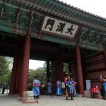 Jour 2 : Des palais royaux aux marchés de Séoul