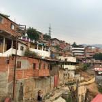 Caracas : une visite entre quartiers riches (désertés) et bidonvilles (jour 2)