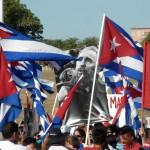 Jour 7 : le défilé du 1er mai (ft Raúl Castro)