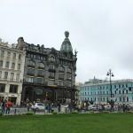 Saint-Pétersbourg : découverte de la ville par la perspective Nevski