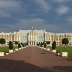Visite du Palais de Catherine à Pouchkine