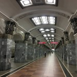 Les plus belles stations du métro de Saint-Pétersbourg
