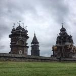 L'île de Kizhi et la ville de Petrozavodsk