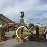 Moscou : une journée de promenade et visites dans le centre