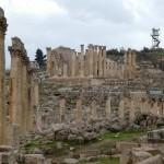 Visite de la ville antique de Jerash et du château d'Ajlun (jour 1)