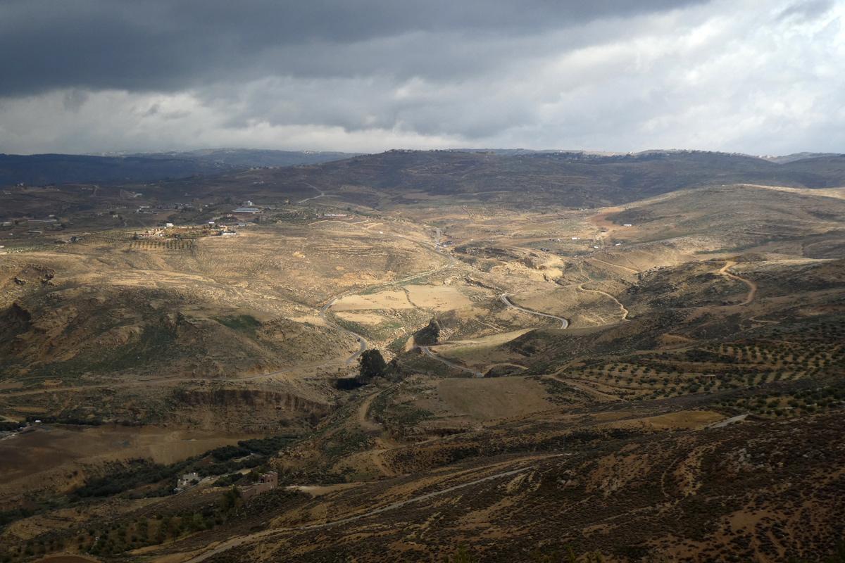 Mont Nébo Jordanie