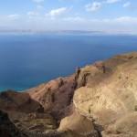 Du Mont Nébo jusqu'à la réserve de Dana, le long des rives de la mer Morte (jour 2)