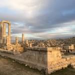 L'expérience incroyable d'une baignade dans la mer Morte, et la visite d'Amman (jour 10)