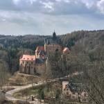 Un arrêt en passant : le château de Kriebstein