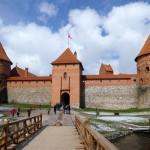 Près de Vilnius, visite de l'incontournable île-château de Trakai