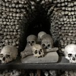Visite de l'ossuaire de Sedlec et de la ville de Kutna Hora