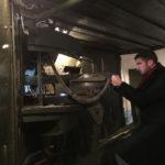 Biélorussie : Visite des fortifications de la ligne Staline, près de Minsk